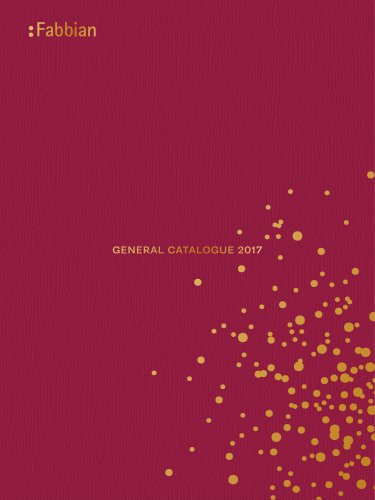 General catalogue 2017