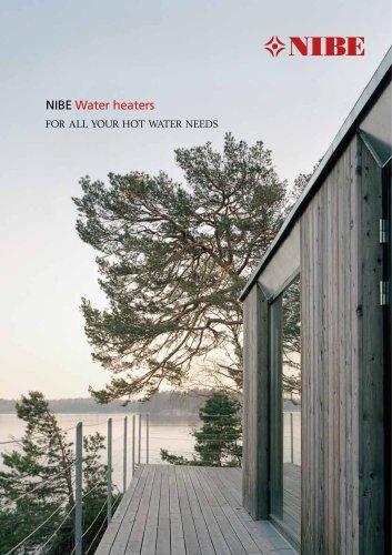 NIBE Water heaters