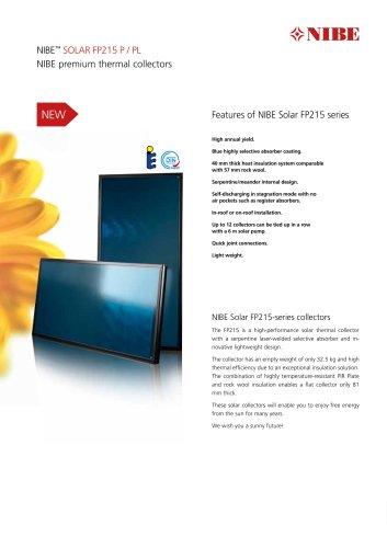 Solar FP215 series