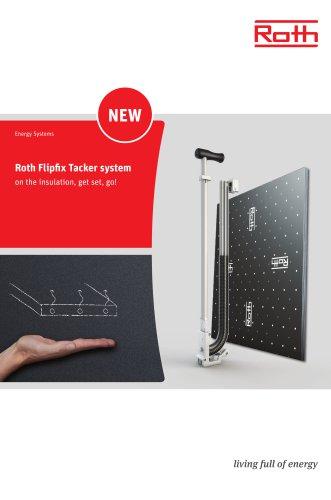 Roth Flipfix Tacker system