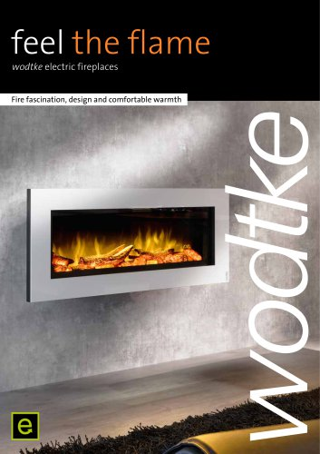feel the flame electric fireplaces
