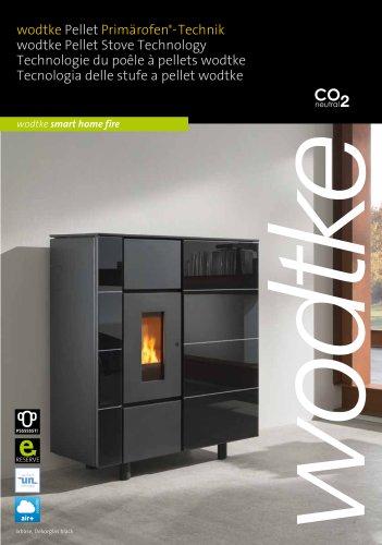wodtke pellet stove technology