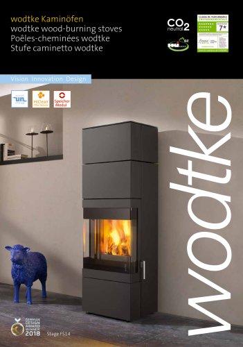 wodtke wood-burning stoves