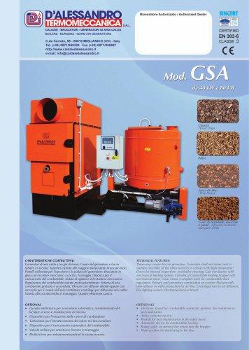 GSA 40-80 (kw)