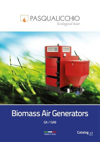 Biomass Air Generators
