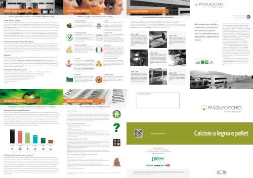 Brochure Caldaie Legna Pellet