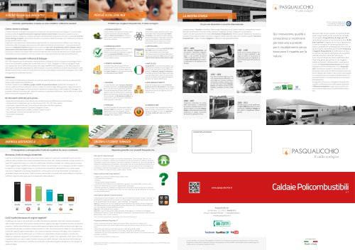 Brochure Caldaie Policombustibili