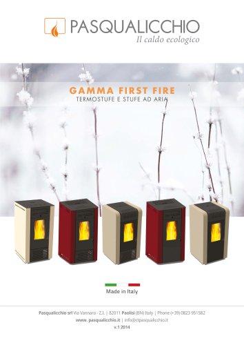 Brochure Gamma First Fire