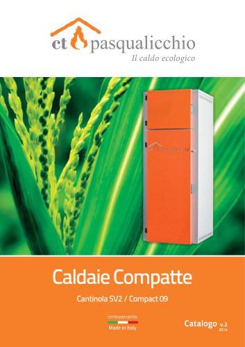 Catalogo Caldaie Compatte v.2 - 2013/14