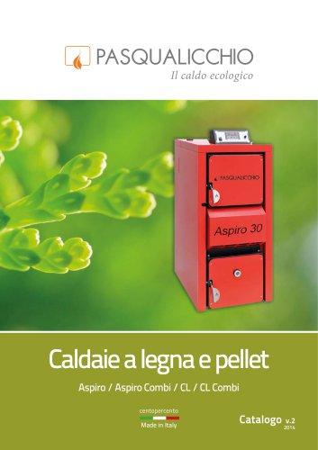 Catalogo Caldaie a Legna e Pellet v.2