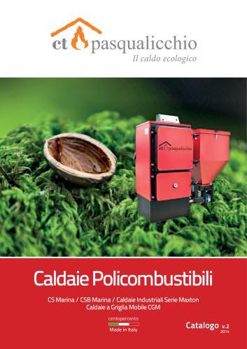 Catalogo Caldaie Policombustibili v.2 - 2013/14