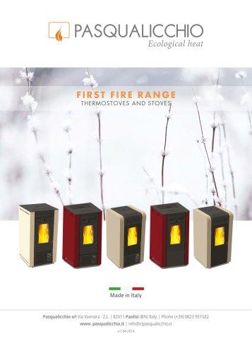 first fire range