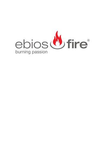 ebios-fire  Bio-Ethanol