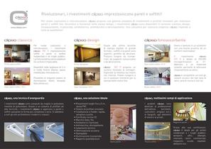 PVC-free ecological coverings - 2