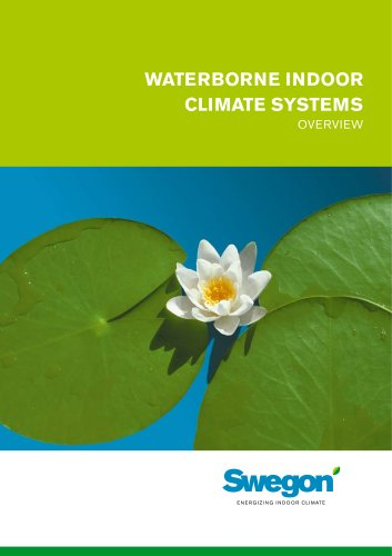 Water-based Climate Systems