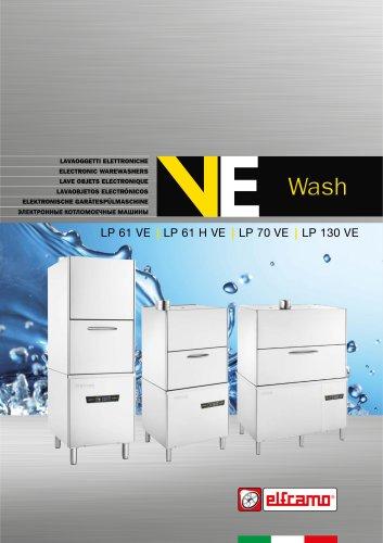Electronic warewashers