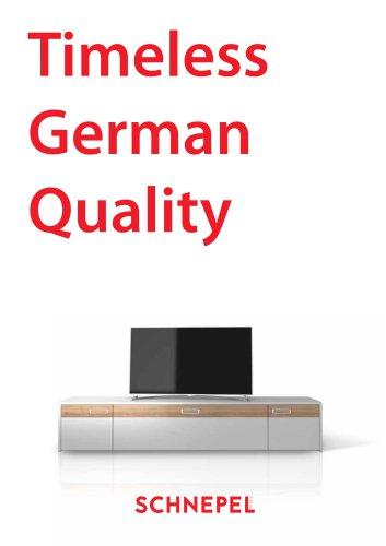 Timeless German Quality
