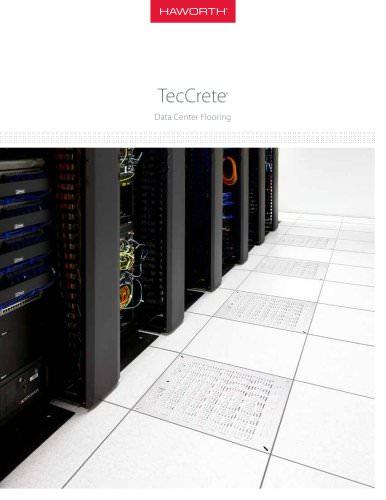 Teccrete Data Center Brochure