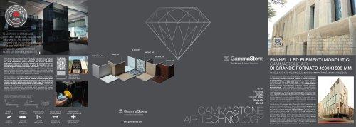 Brochure GammaStone 2018