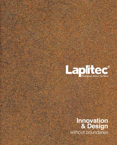 Lapitec® Cladding Catalogue