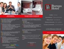 Brochure Bureau-Hotel