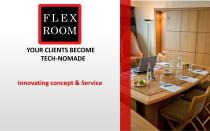 CONFERENCE - MODULAR FURNITURES FOR HOTELS