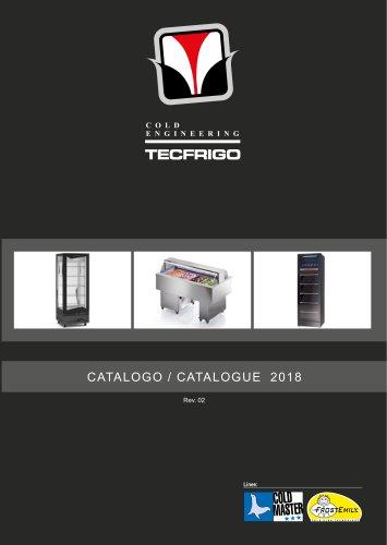 Catalogue Tecfrigo 2018