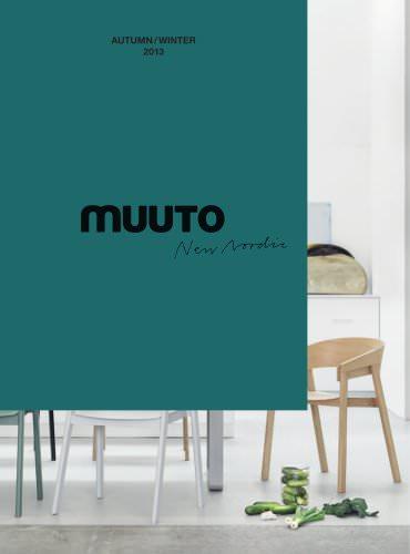 Muuto Catalogue 2013