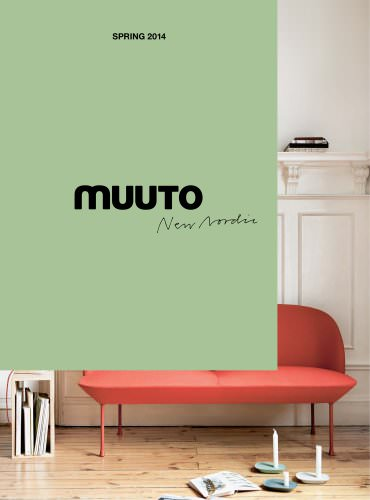 Muuto Catalogue Spring 2014