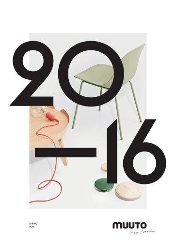 Muuto Catalogue Spring 2016