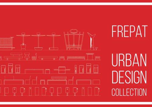 Catalog FREPAT Urban Equipment