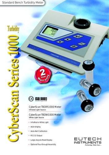 CyberScan TB 1000 Turbidity Meter