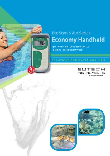 EcoScan 5 & 6 Series