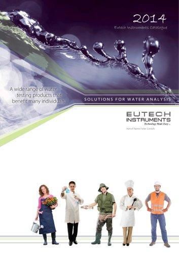 Eutech 2014 Laboratory Product Catalogue