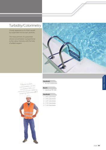 Turbidity/Colorimetry