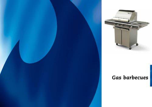 Catalogue 2011 Gas BBQs