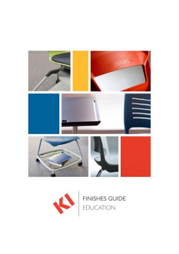 FINISHES GUIDE EDUCATION