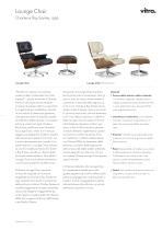 Lounge Chair - 1