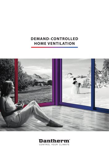 Demand-Controlled Home Ventilation
