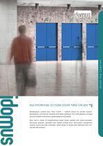 NINZ Outside doors