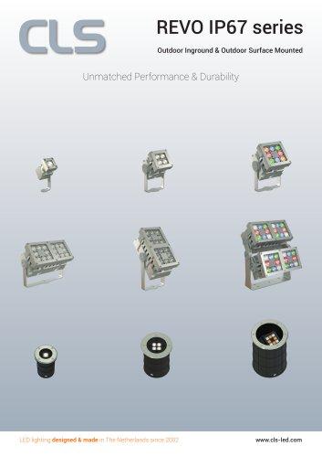 REVO Compact Inground Series