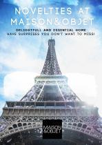 Novelties at Maison & Objet JAN 2020