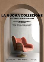 La nuova collezione di Essential Home & Studiopepe