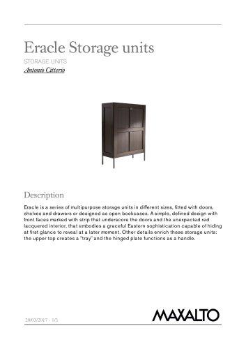 Eracle Storage units
