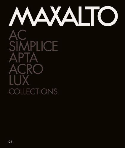 Maxalto Collection 04