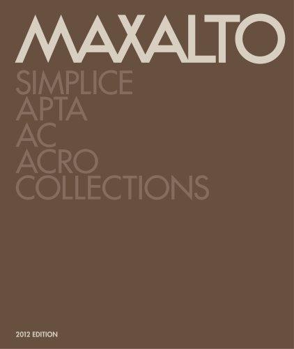 Maxalto collection
