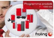 Prospetto programma prodotti 7-1000 kW