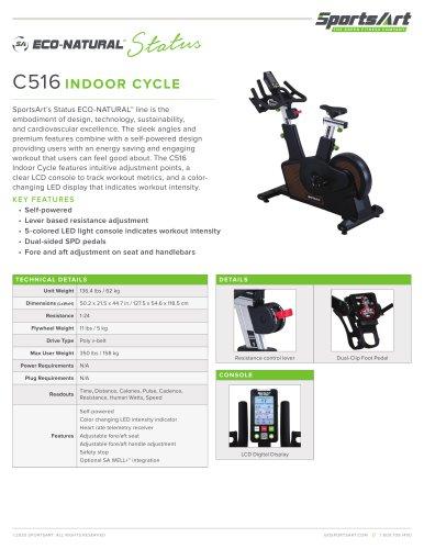 C516 INDOOR CYCLE