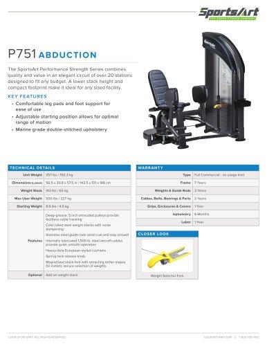 P751 ABDUCTION