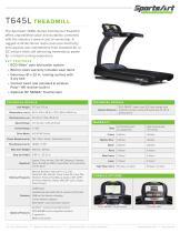SA_18-T645L-Treadmill